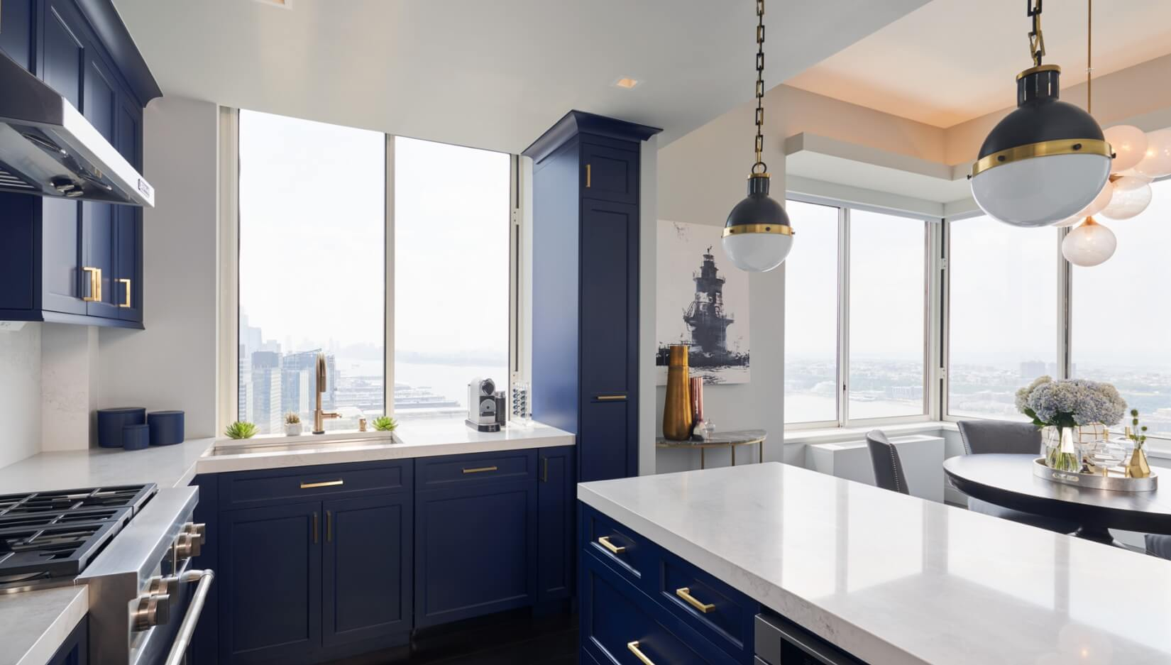 Riverside Kitchen | Kitchens and baths | Francis Interiors